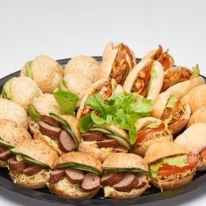Filled Cocktail Roll Platters