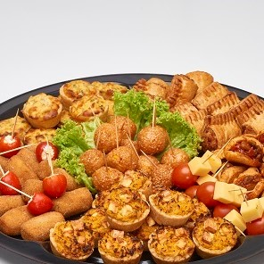 Strictly Vegetarian Platters